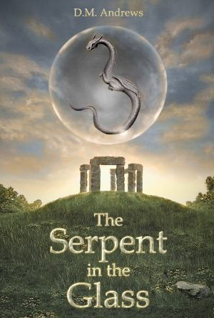 Cover for The Serpent in the Glass