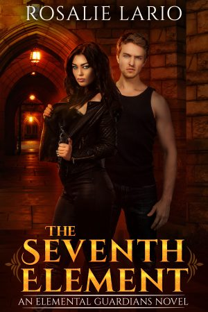 Cover for The Seventh Element