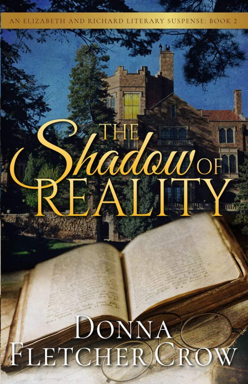 Cover for The Shadow of Reality
