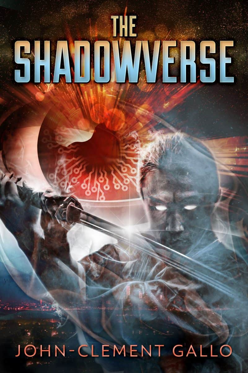 Cover for The Shadowverse: A YA Sci-Fi Superhero Adventure
