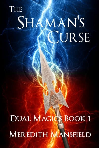 Cover for The Shaman's Curse