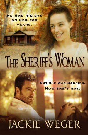 Cover for The Sheriff's Woman