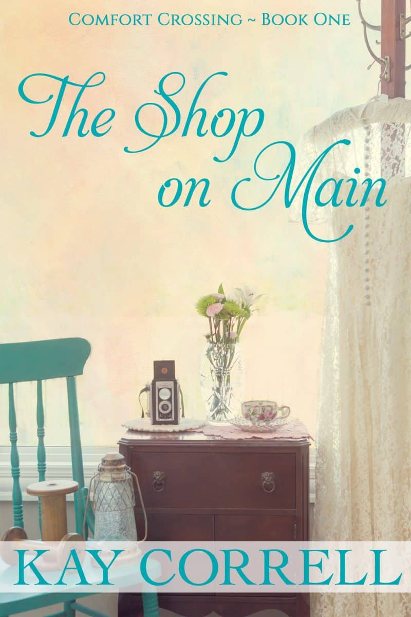 Cover for The Shop on Main
