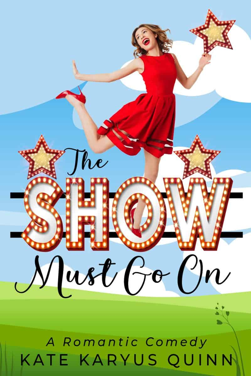 Cover for The Show Must Go On