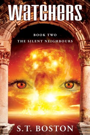 Cover for The Silent Neighbours