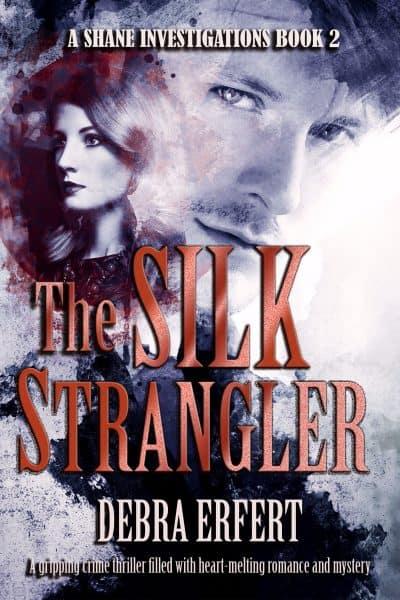 Cover for The Silk Strangler