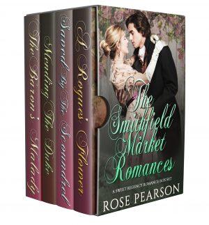 Cover for The Smithfield Market Romances