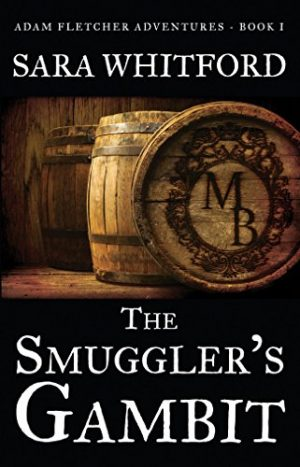 Cover for The Smuggler's Gambit