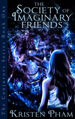 Cover for The Society of Imaginary Friends