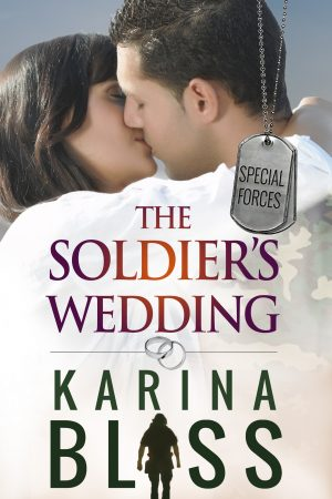 Cover for The Soldier's Wedding