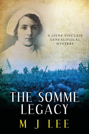 Cover for The Somme Legacy