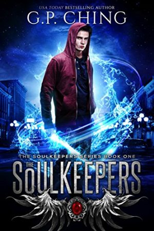 Cover for The Soulkeepers