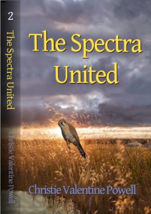 Cover for The Spectra United