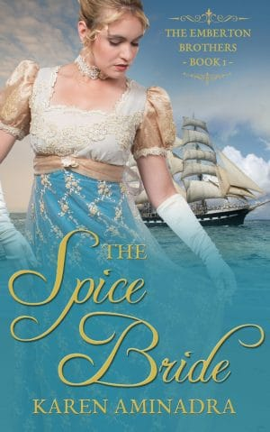 Cover for The Spice Bride