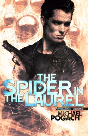 Cover for The Spider in the Laurel