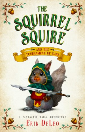 Cover for The Squirrel Squire