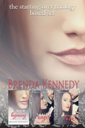 Cover for The Starting Over Trilogy Boxed Set