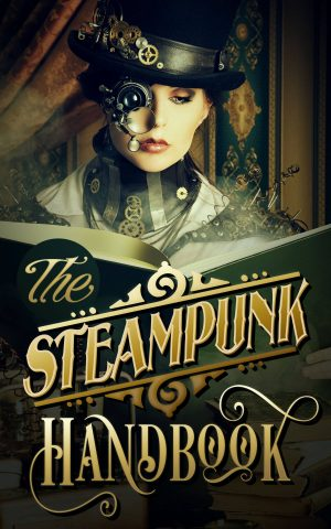 Cover for The Steampunk Handbook
