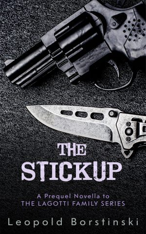 Cover for The Stickup