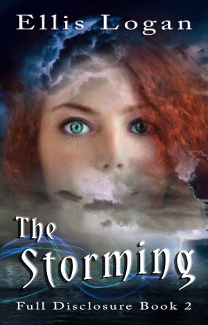 Cover for The Storming