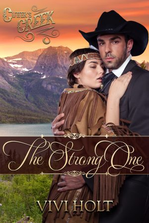 Cover for The Strong One