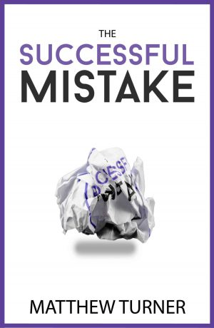 Cover for The Successful Mistake