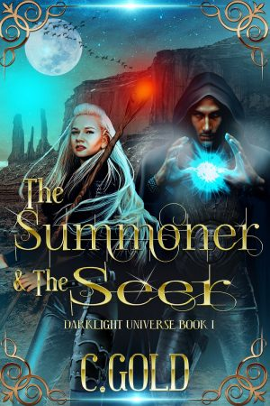 Cover for The Summoner and the Seer - Preview