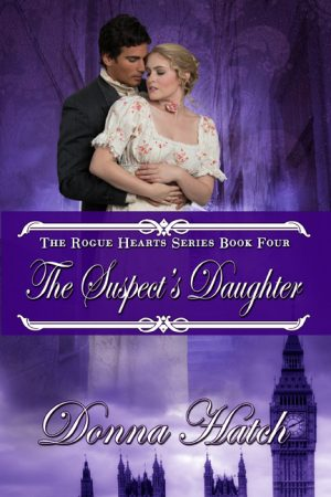 Cover for The Suspect's Daughter