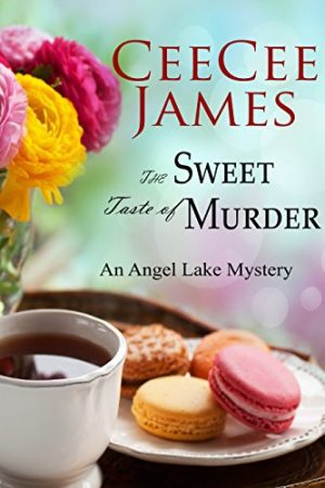 Cover for The Sweet Taste of Murder