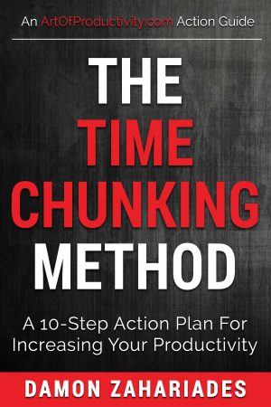 Cover for The Time Chunking Method