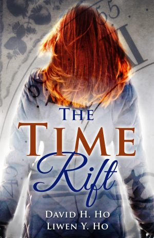 Cover for The Time Rift