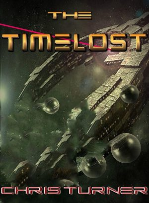 Cover for The Timelost
