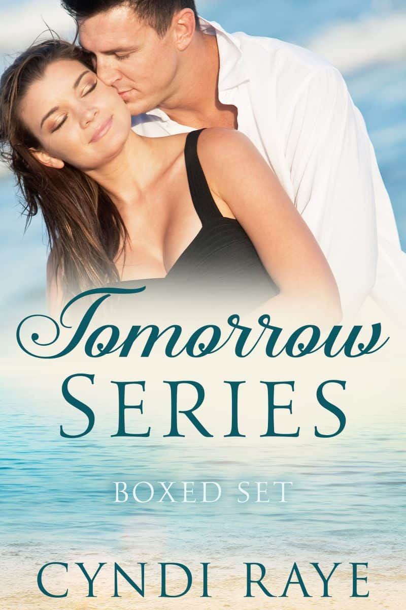 Cover for The Tomorrow Series