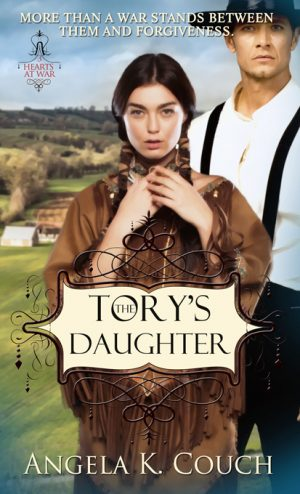 Cover for The Tory's Daughter