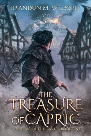 Cover for The Treasure of Capric