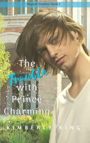 Cover for The Trouble with Prince Charming