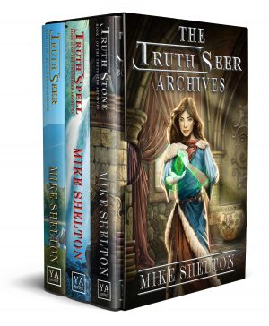 Cover for The TruthSeer Archives