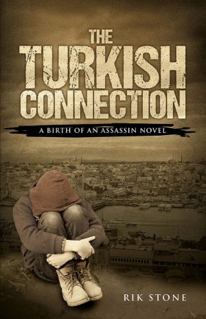 Cover for The Turkish Connection