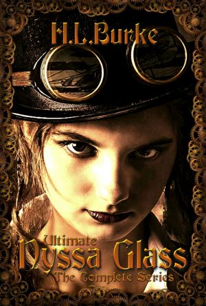 Cover for The Ultimate Nyssa Glass
