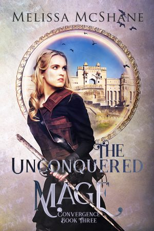 Cover for The Unconquered Mage