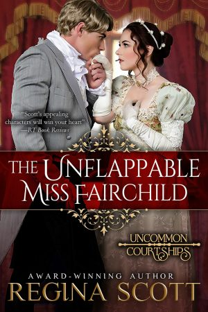 Cover for The Unflappable Miss Fairchild