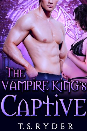 Cover for The Vampire King's Captive