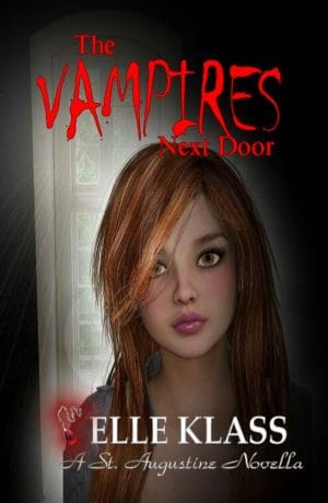 Cover for The Vampires Next Door