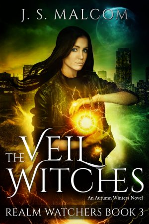 Cover for The Veil Witches