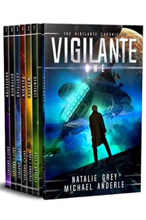 Cover for The Vigilante Chronicles Omnibus
