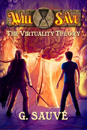 Cover for The Virtuality Theory