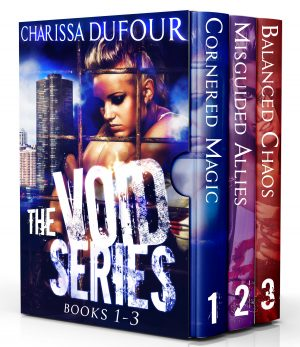 Cover for The Void Series