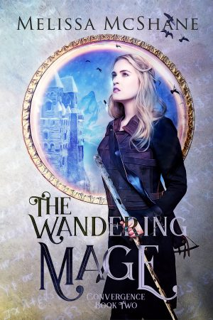 Cover for The Wandering Mage