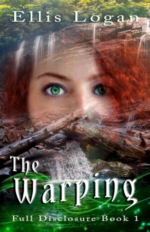 Cover for The Warping