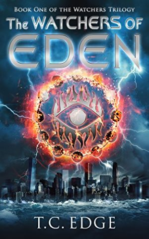 Cover for The Watchers of Eden